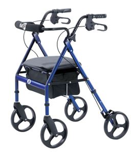 Picture of Hugo Rollator, Pacific Blue