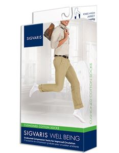 Picture of Sigvaris Men – (15-20 Mmhg)-Cushioned Cotton