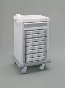 Picture of Med Cart  24 Bin