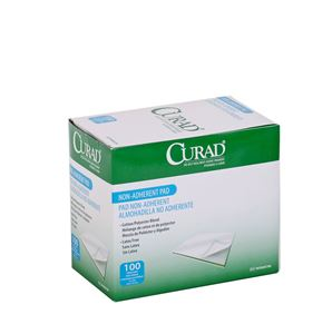 """Picture of Pad    Non-Adherent Strl Lf 2""""x3"""" 1 -Pk"""