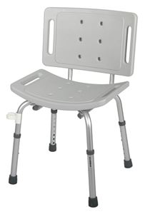 Picture of Shower Chair  Ez-Care W -Back