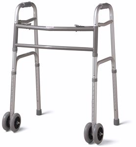 "Picture of Walker Adult Extra Wide 5"" Wheels"