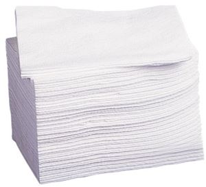 Picture of Washcloth Hydroknit White 10x12.5 50s