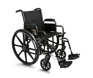 Picture of Wheelchair Mds806600 Full-L   Arm Ftrest