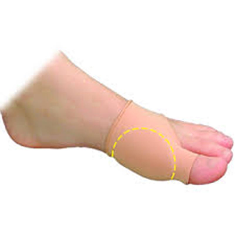 Picture of 3mm Covered Bunion Relief Sleeve