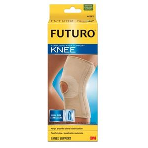 Picture of 3M Futuro Stabilizer knee brace with doughnut