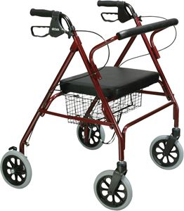 Picture of Go-Lite Bariatric Steel Rollator