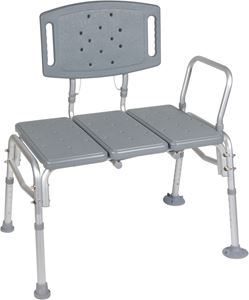 Picture of Bariatric Transfer Bench Heavy Duty, Knocked Down, 1 c/s