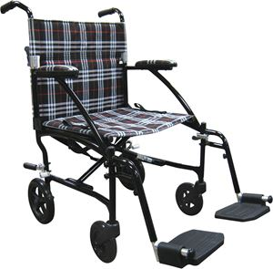 Picture of Fly-Lite Transport Chair 1 c/s