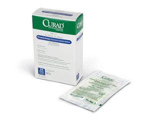 Picture of CURAD Sterile Oil Emulsion Gauze