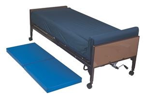Picture of Bi-Folding Fall Mat Blue