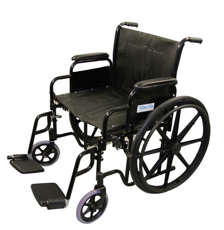 "Picture of 22"" / 56 cm Wheelchair"