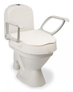 Picture of Cloo Toilet Seat Raiser - Seat Raiser with Arms