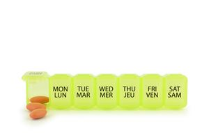 Picture of Petite Pill Organizer
