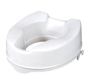 Picture of Raised Toilet Seat 4""