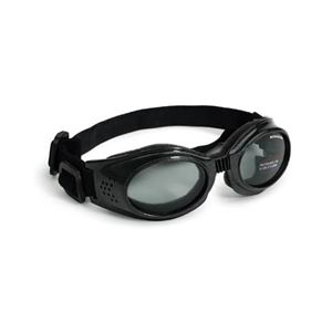 Picture of Doggles Originalz Dog Sunglasses Small Black / Smoke