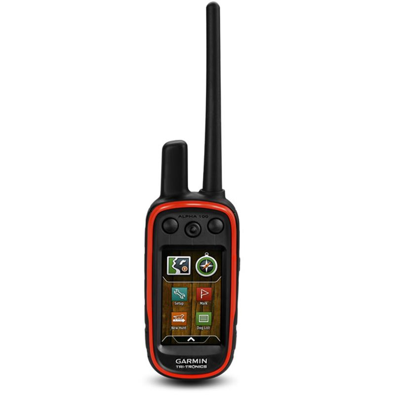 Picture of Garmin Alpha 100 Dog Tracking and Training Handheld Only ** UNAVAILABLE **