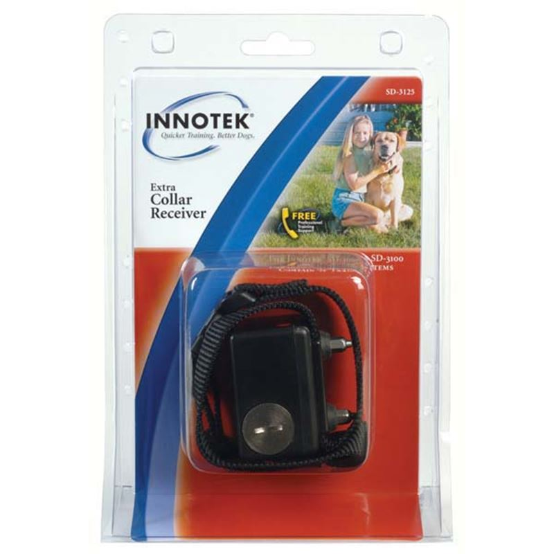Picture of Innotek Extra Collar Receiver For SD-3000 and SD-3100 Systems ** DISCONTINUED **