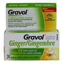 Picture of Gravol Natural Source Ginger Liquid Gel Capsules