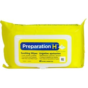 Picture of Preparation H Soothing Wipes