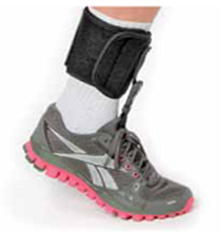 Picture of Adjustable Foot Drop Brace