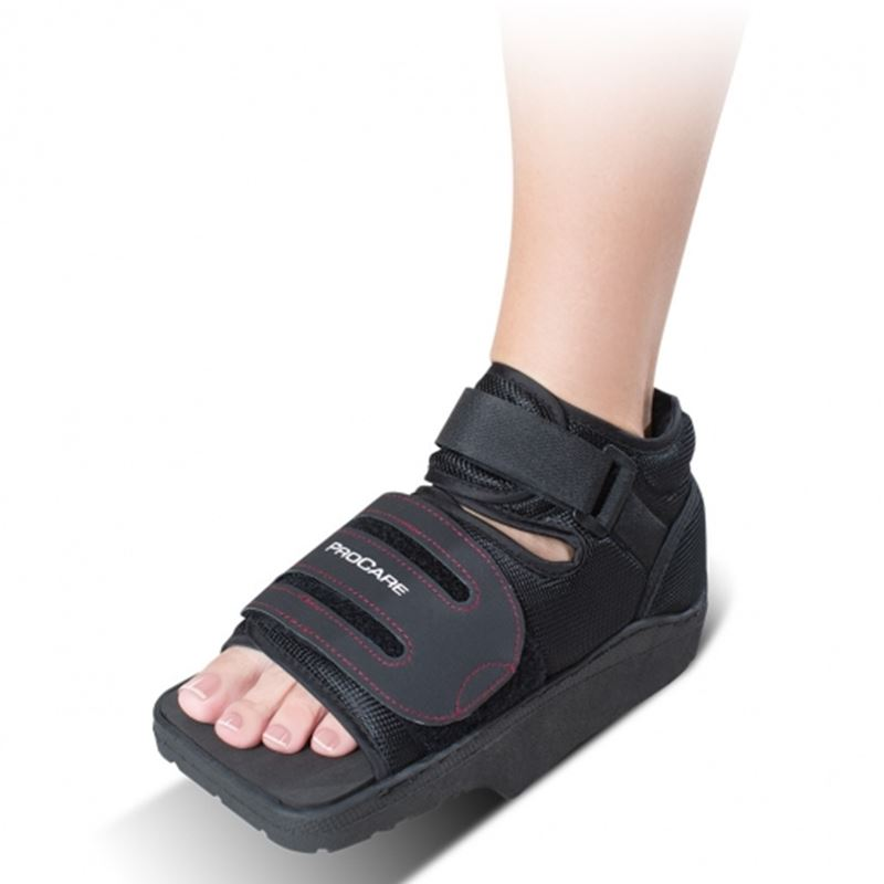 Picture of Remedy Pro Off Loading Shoe (orthowedge healing shoe)