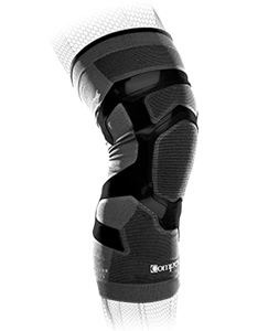 Picture of Compex Trizone Knee Brace For Medium Level Support
