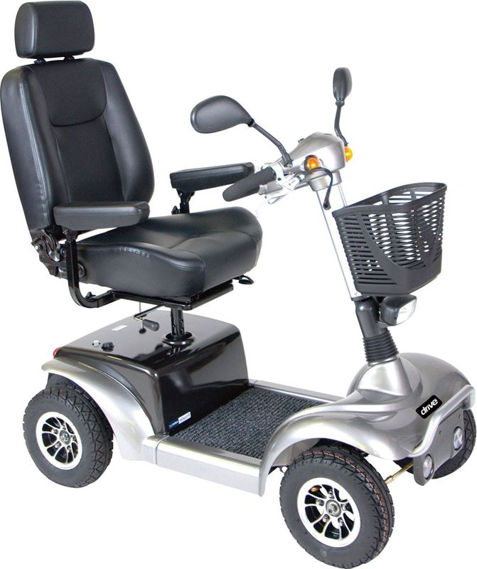 Picture of Prowler 3410 4-Wheel Scooter ** DISCONTINUED **