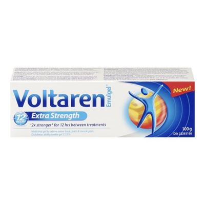 Having trouble with muscle or joint pain? Get relief with Voltaren Gel.