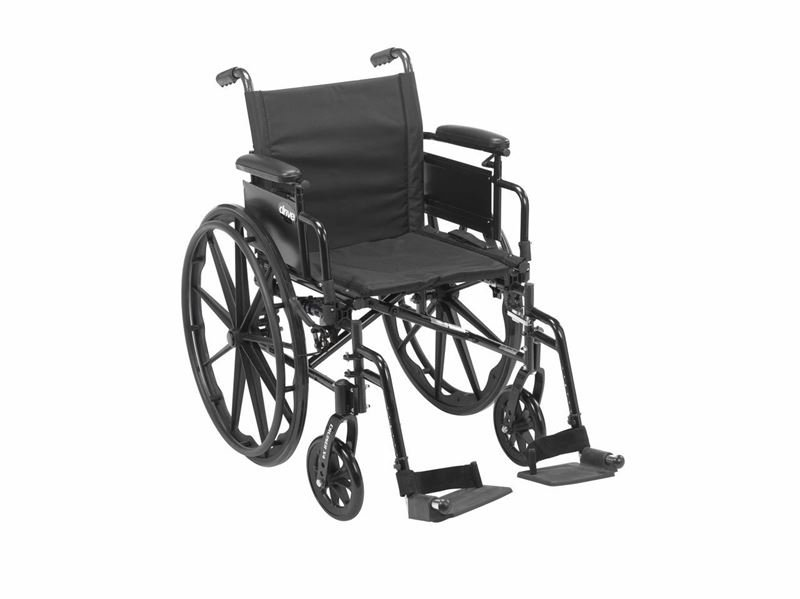 Picture of Cruiser X4 Wheelchair 18""