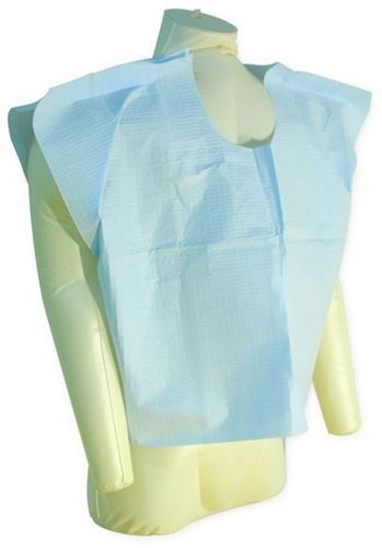 Picture of Disposable Exam Cape