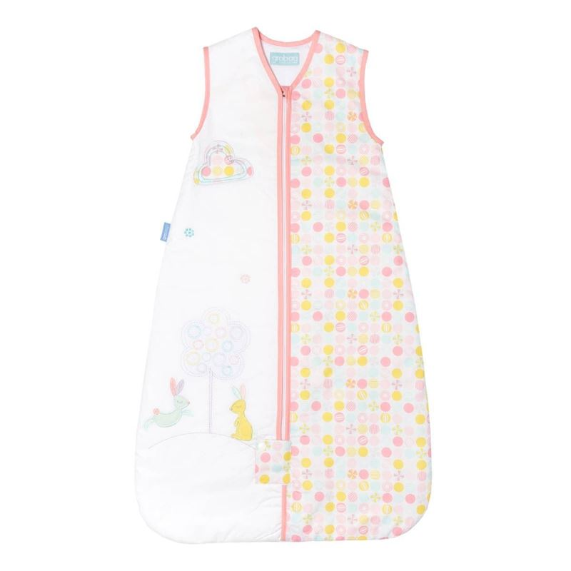 Picture of GROBAG - Baby Sleeping Bags For Travel Blossom Bunny
