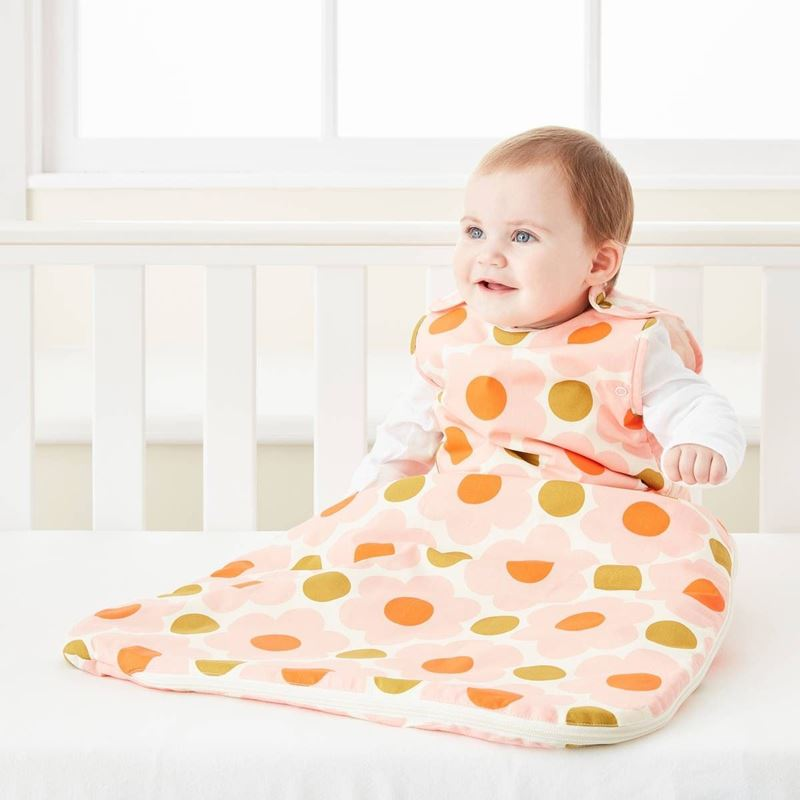 Picture of GROBAG - Baby Sleeping Bags For Travel Daisy Spot Flower