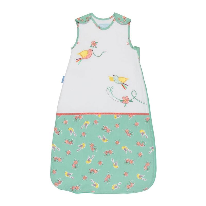 Picture of GROBAG - Baby Sleeping Bags For Travel Floral Flutter