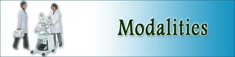 Picture for category Modalities