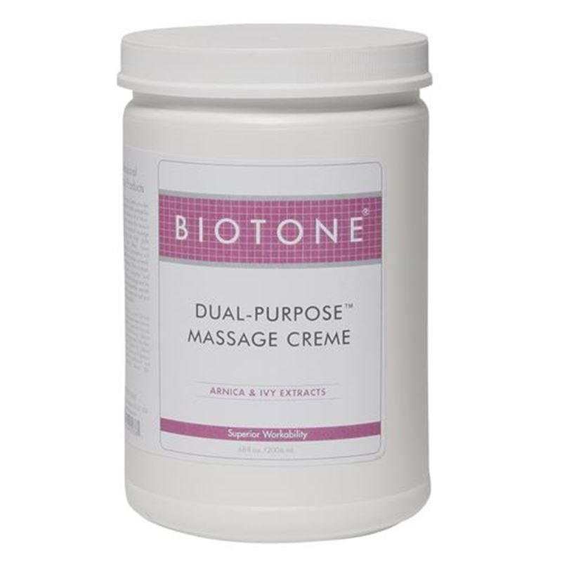 Picture of Biotone Dual Purpose Massage Creme 68 oz