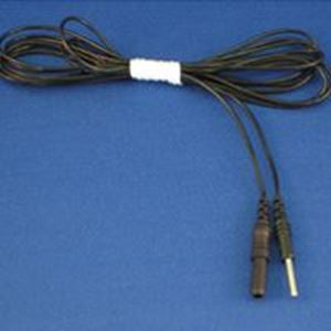 Picture of Black Dispersive Lead Wire for GHV Stimulator GV350