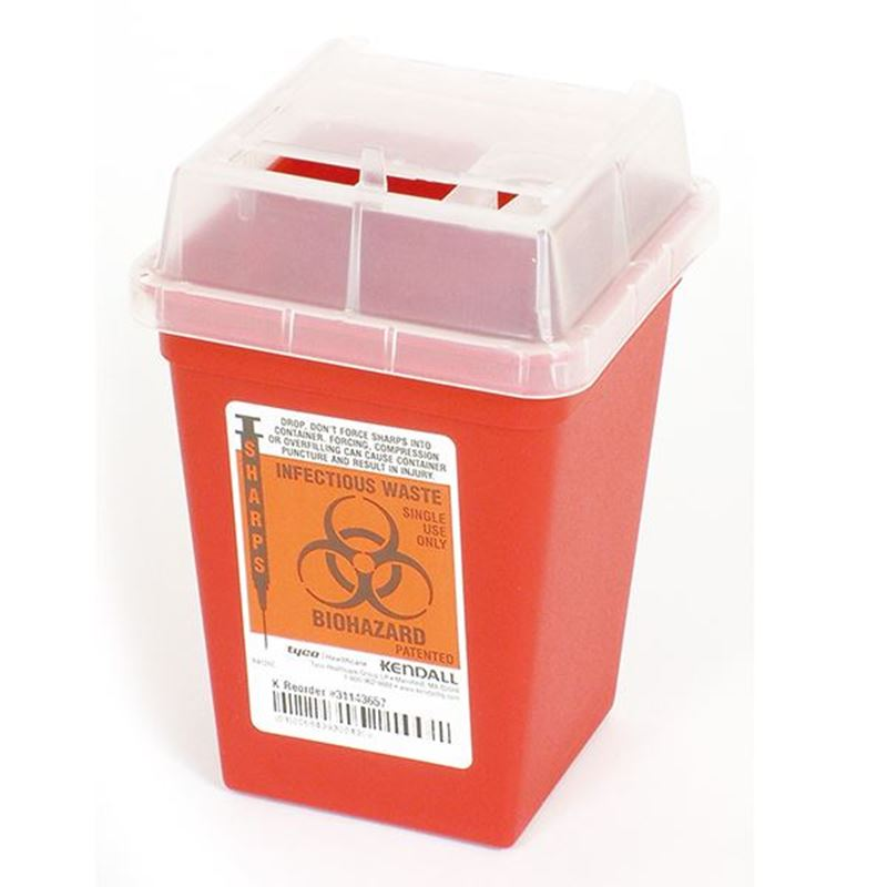 Picture of Needle Disposal System - Quart