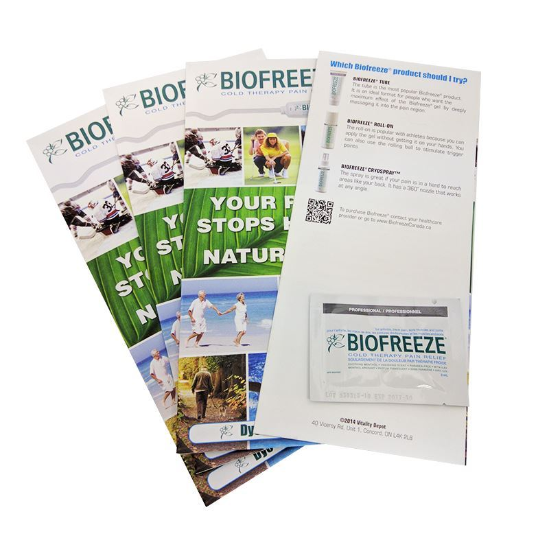 Picture of Biofreeze Brochure English (25)