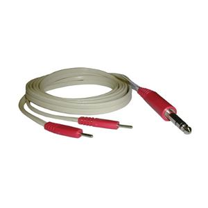 """Picture of Dynatron Lead Wire Old Style 120"""" Red"""