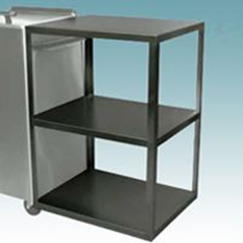 Picture of Stainless Steel Side Rack Table (21 W x 16 D x 27 in H)
