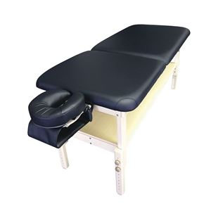 Picture of Liftback Massage table - Black