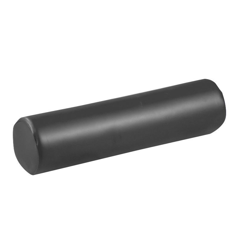 """Picture of Bolster Full Round 6 x 24"""" - Black"""