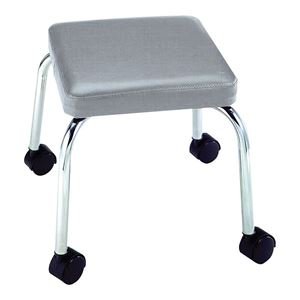Picture of Mobile Treatment Stool - Plastic Wheels