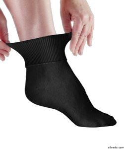 Picture of Women's Stretchable Cotton Ankle Socks