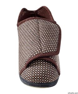 Picture of Mens XX Wide Slippers For Swollen Feet
