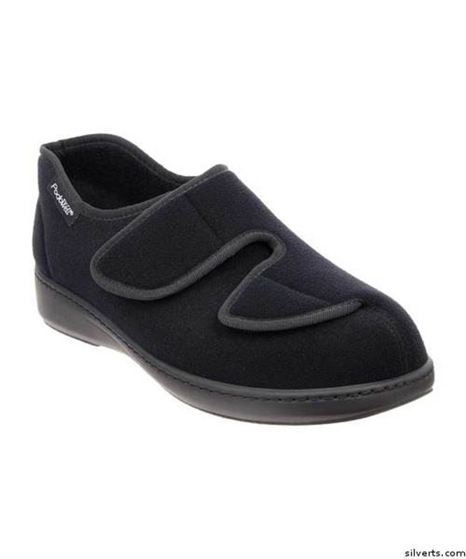 Picture of Wide - Womens Indoor Outdoor Shoe / Slipper - Great For Swollen Feet & Edema